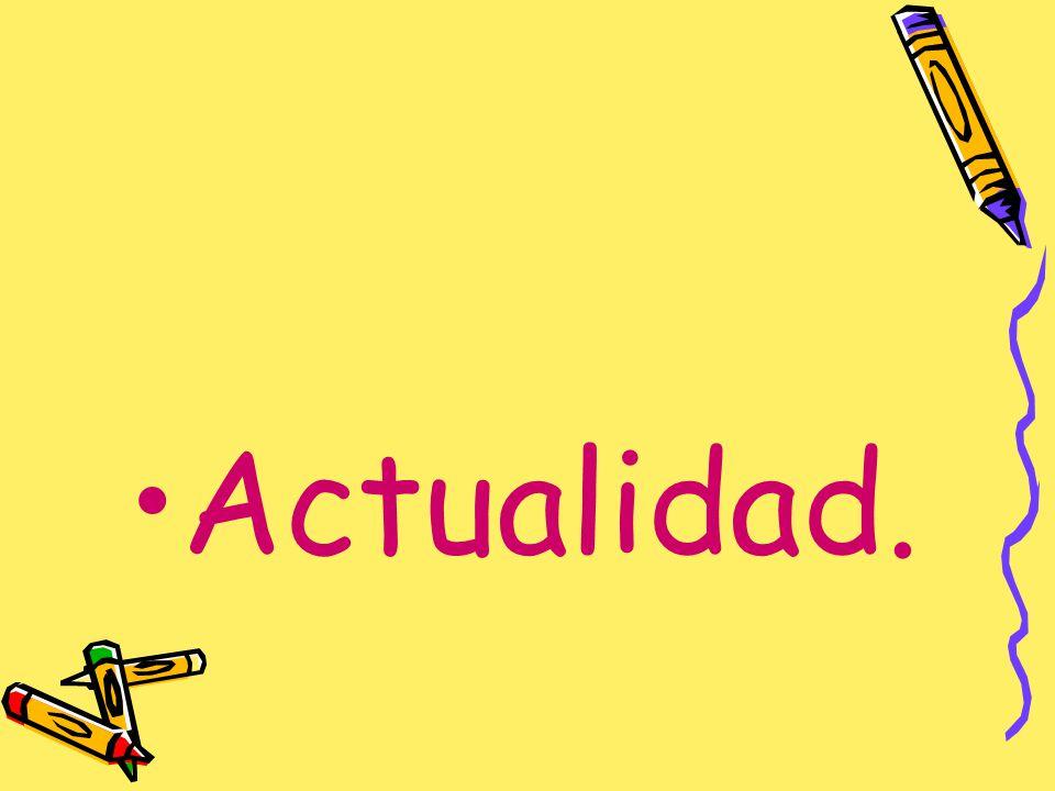 Actualidad.