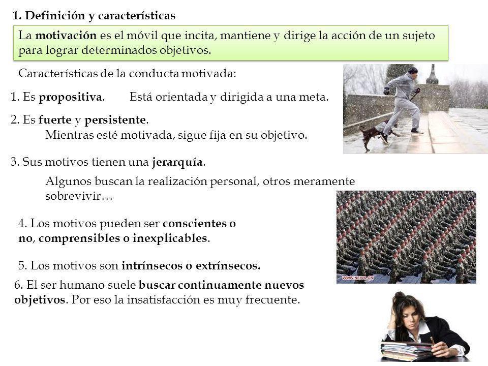 1. Definición y características