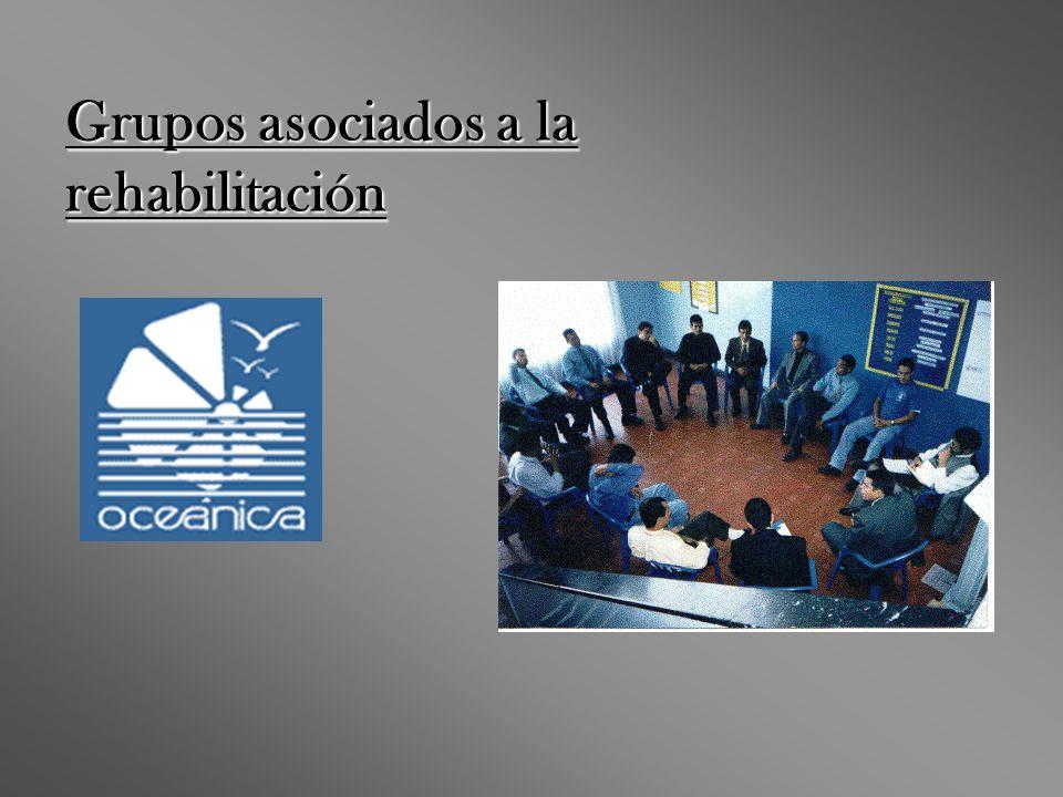 Grupos asociados a la rehabilitación