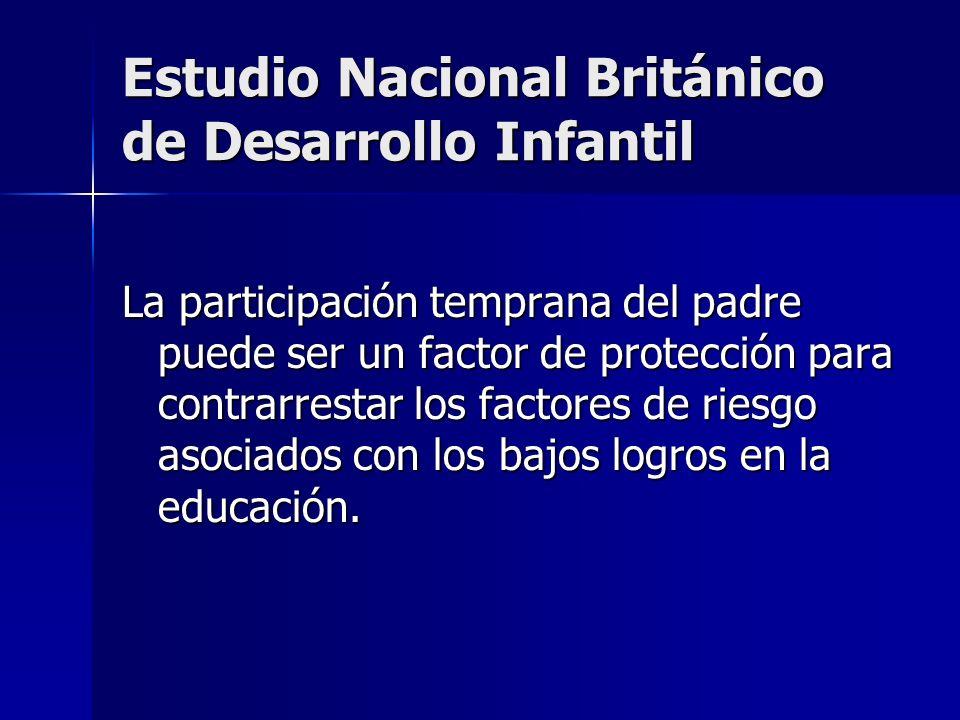 Estudio Nacional Británico de Desarrollo Infantil