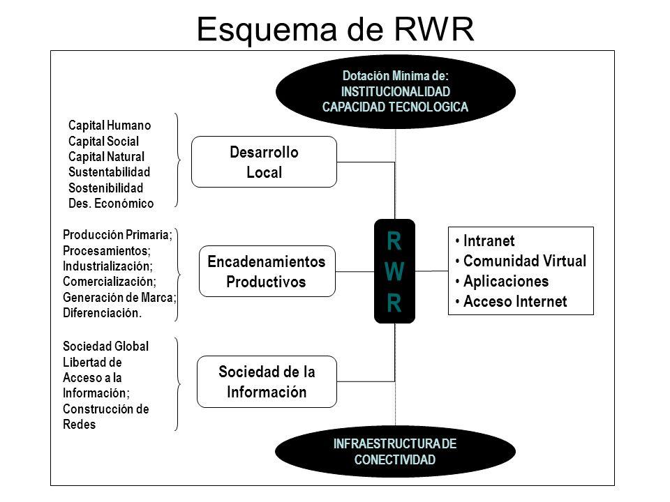 CAPACIDAD TECNOLOGICA INFRAESTRUCTURA DE CONECTIVIDAD
