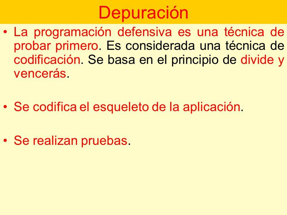 Depuración