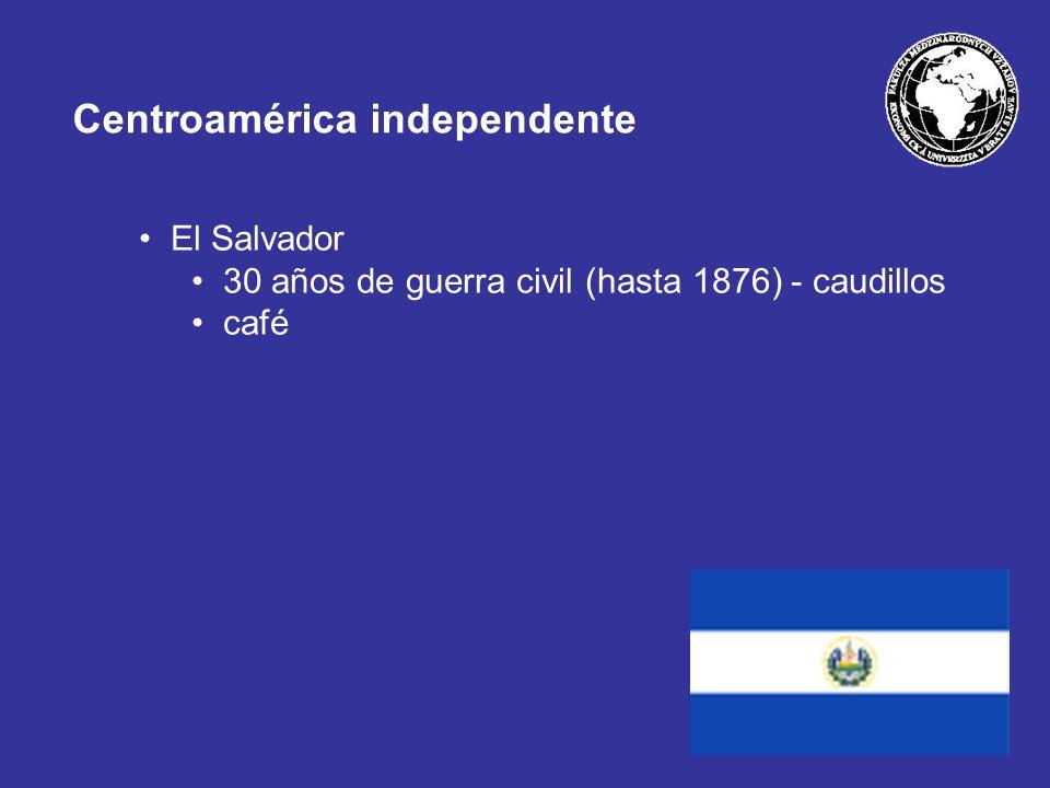 Centroamérica independente