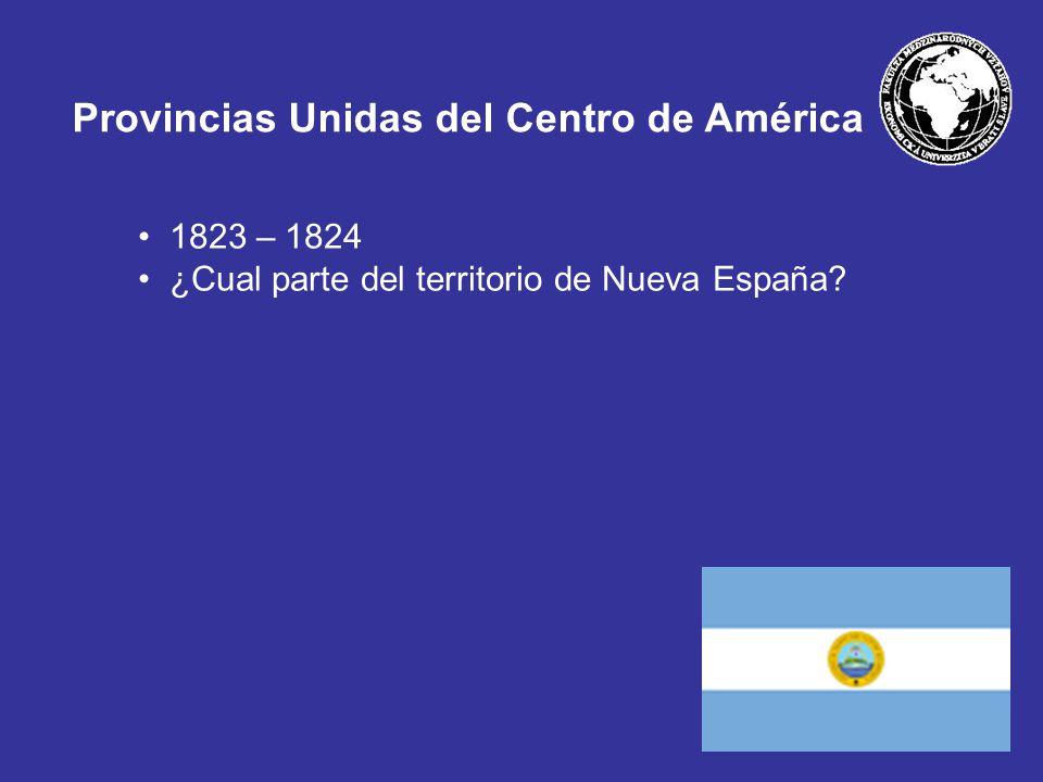 Provincias Unidas del Centro de América
