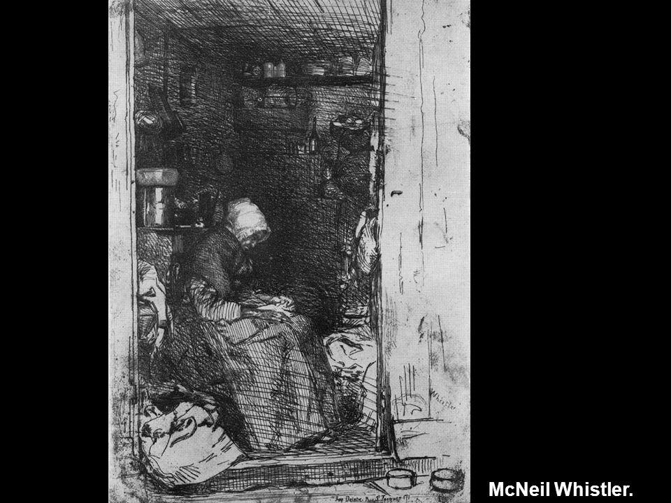 McNeil Whistler.