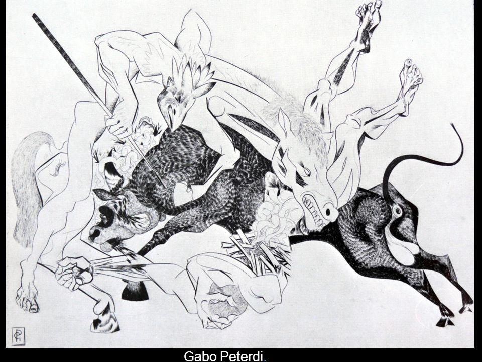 Gabo Peterdi.