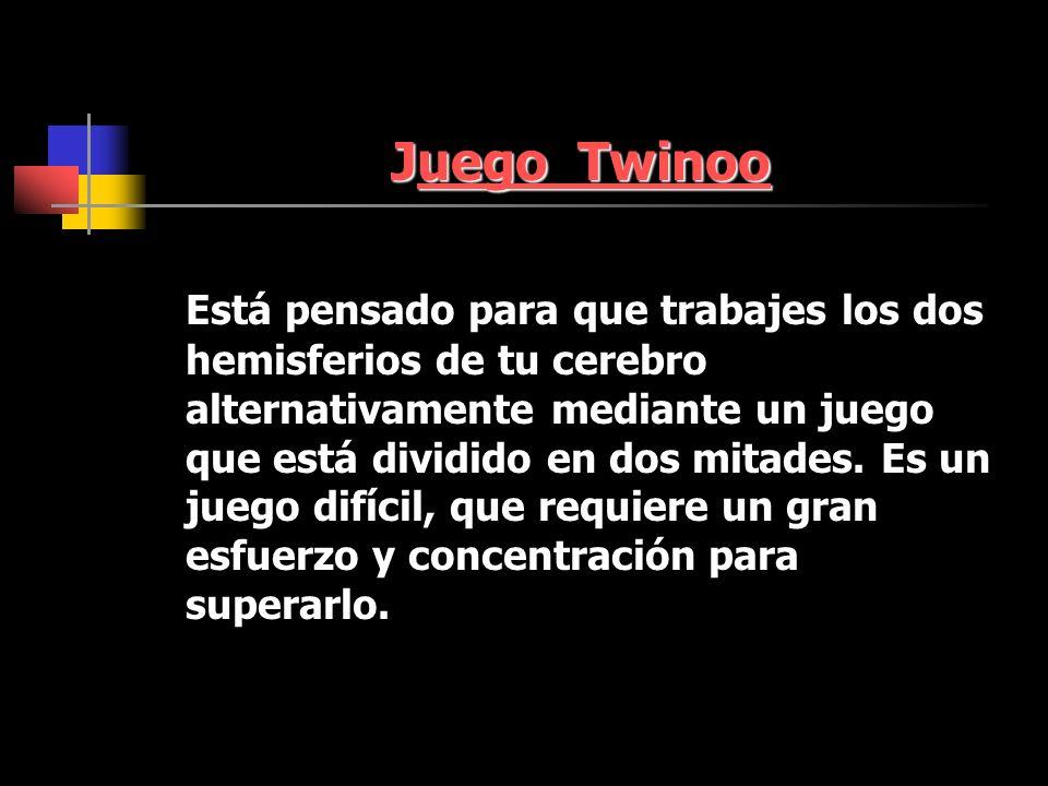 Juego Twinoo