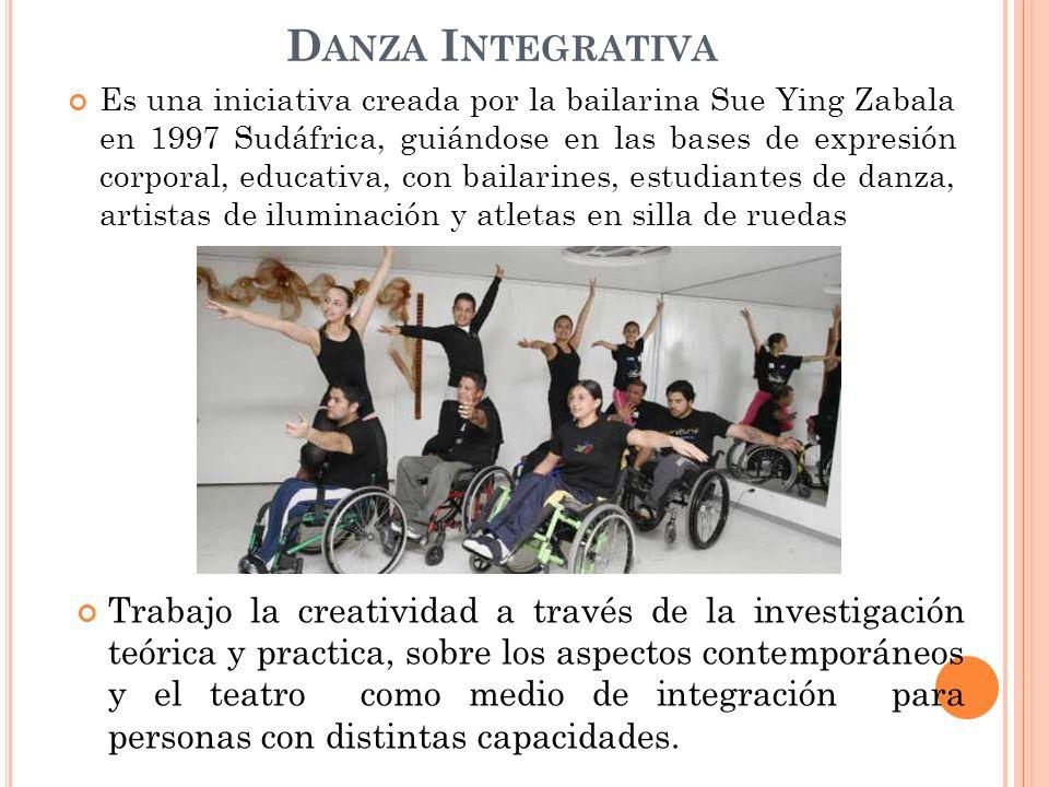 Danza Integrativa