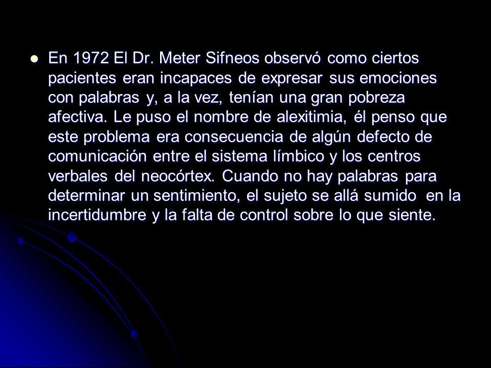 En 1972 El Dr.