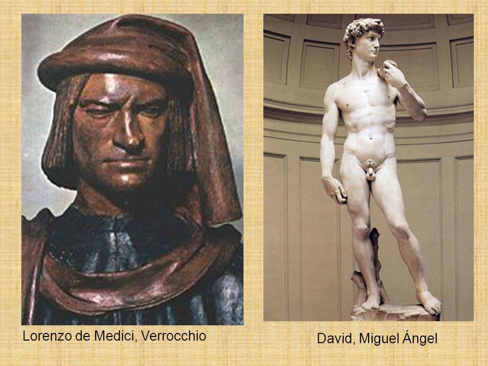 Lorenzo de Medici, Verrocchio