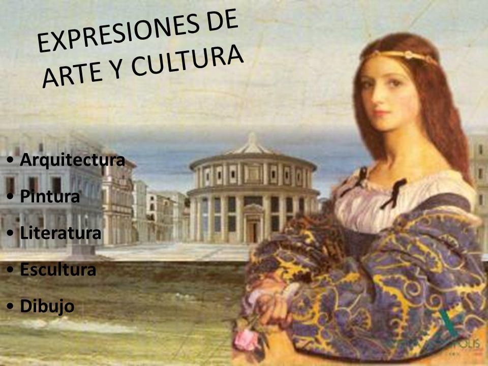 EXPRESIONES DE ARTE Y CULTURA