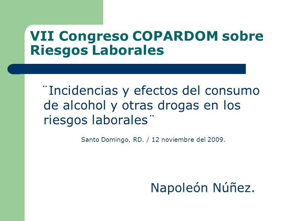 VII Congreso COPARDOM sobre Riesgos Laborales