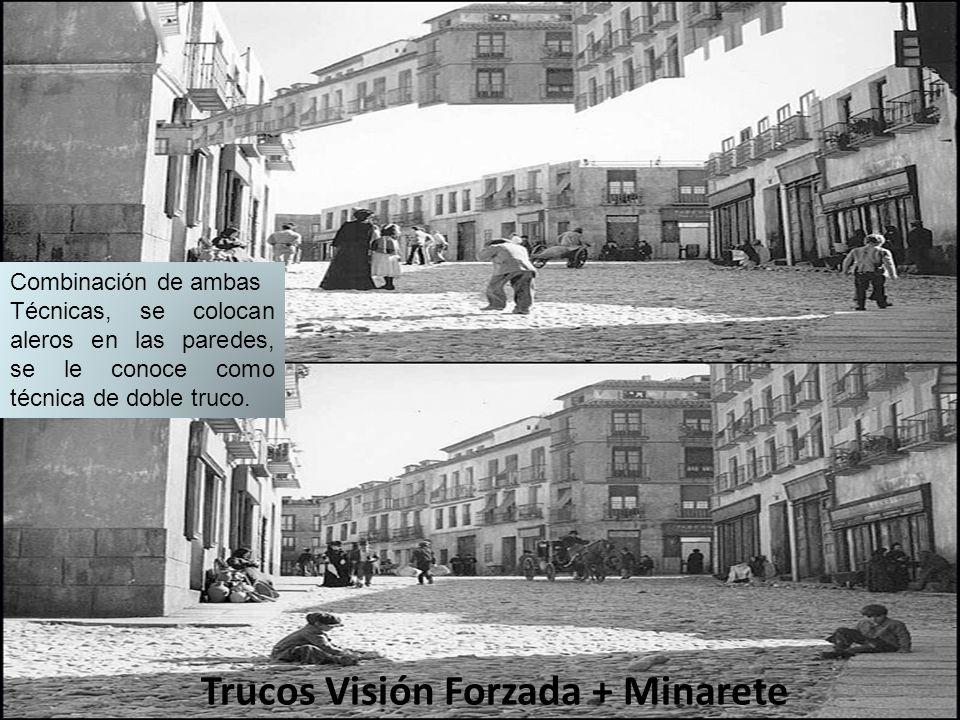 Trucos Visión Forzada + Minarete