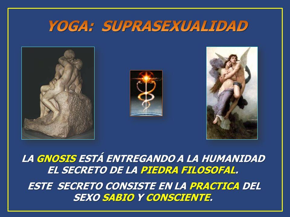 YOGA: SUPRASEXUALIDAD