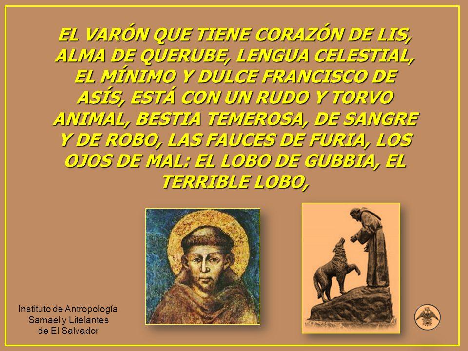 Instituto de Antropología Samael y Litelantes