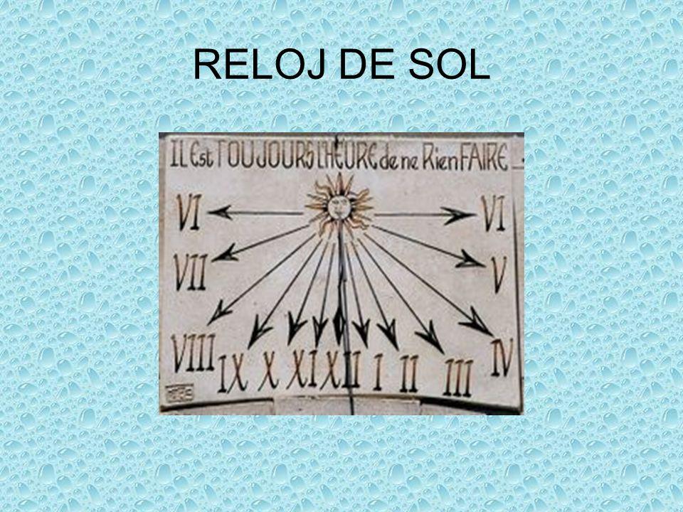 RELOJ DE SOL