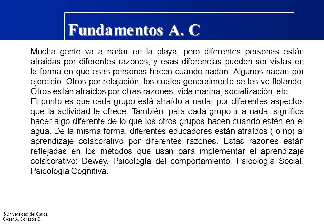 Fundamentos A. C