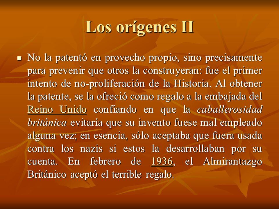 Los orígenes II