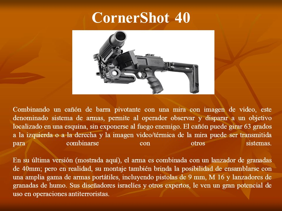 CornerShot 40
