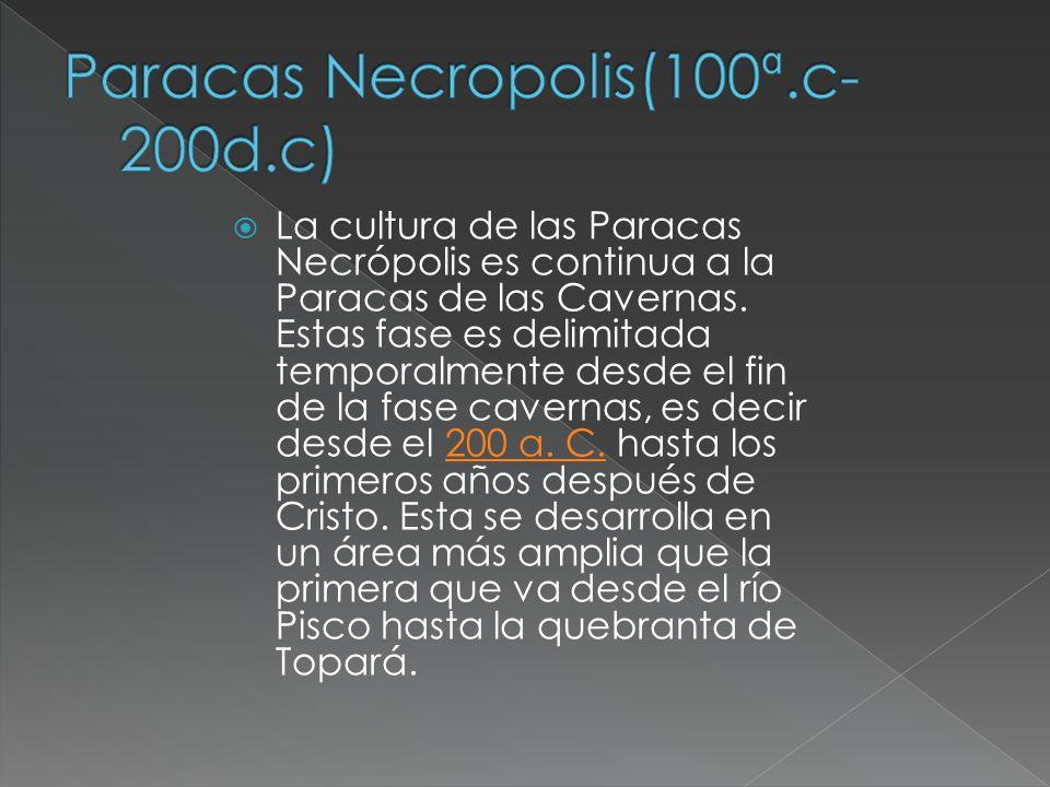 Paracas Necropolis(100ª.c-200d.c)
