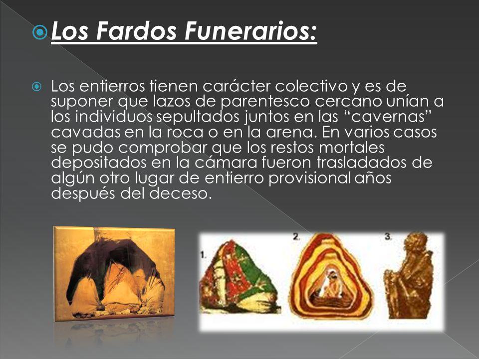 Los Fardos Funerarios:
