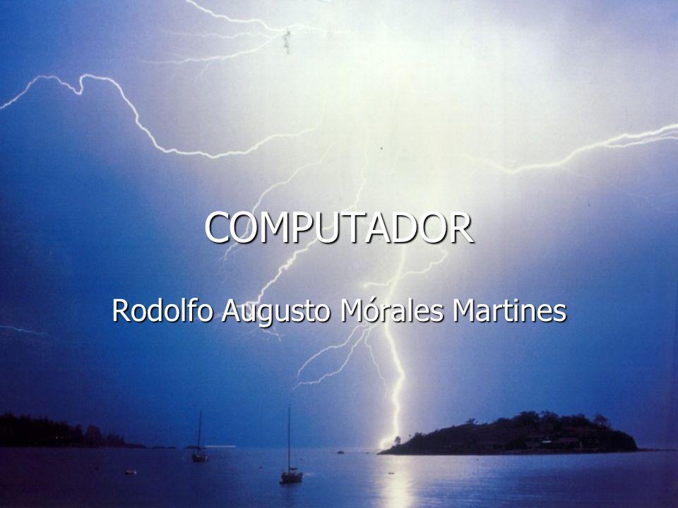 Rodolfo Augusto Mórales Martines