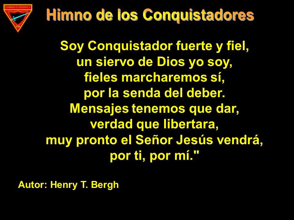 Himno de los Conquistadores