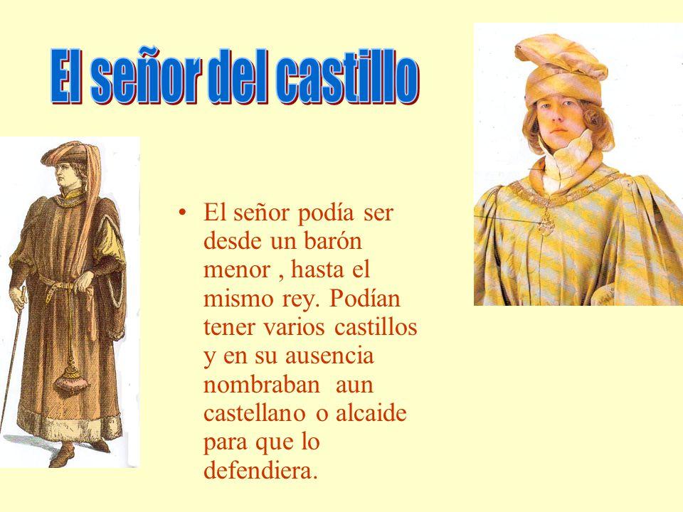 El señor del castillo
