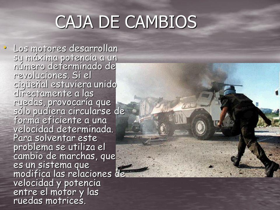 CAJA DE CAMBIOS