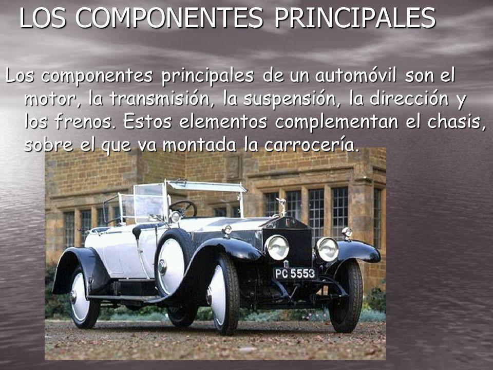 LOS COMPONENTES PRINCIPALES