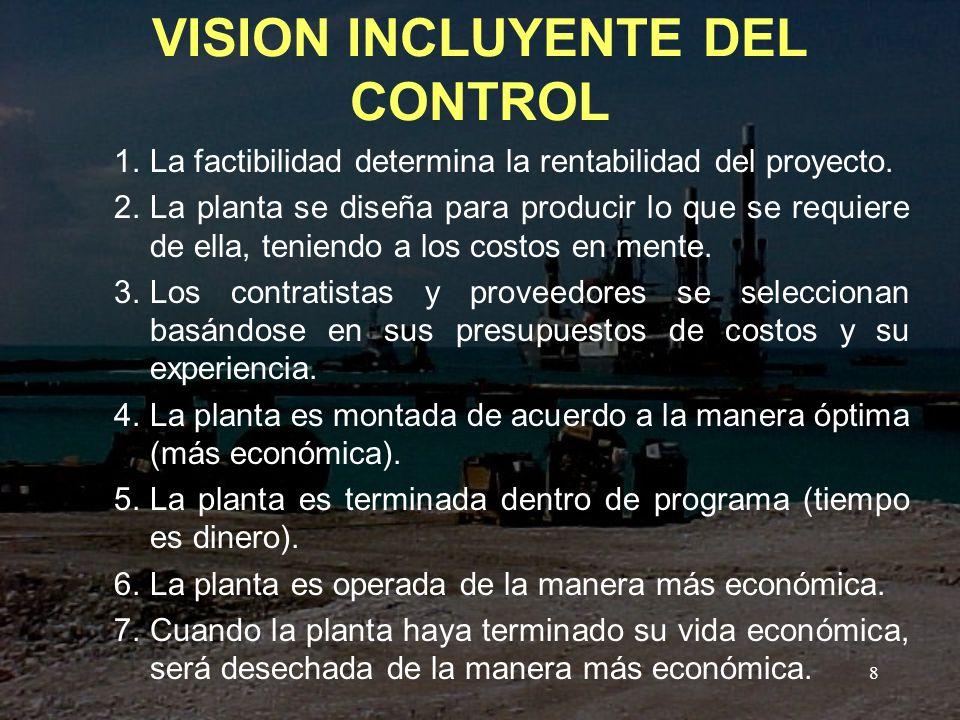 VISION INCLUYENTE DEL CONTROL