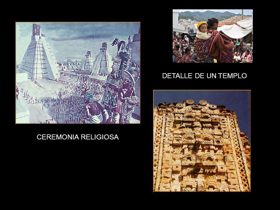 DETALLE DE UN TEMPLO CEREMONIA RELIGIOSA