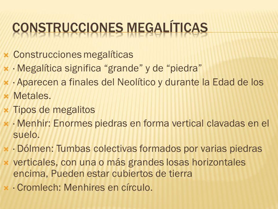 Construcciones megalíticas