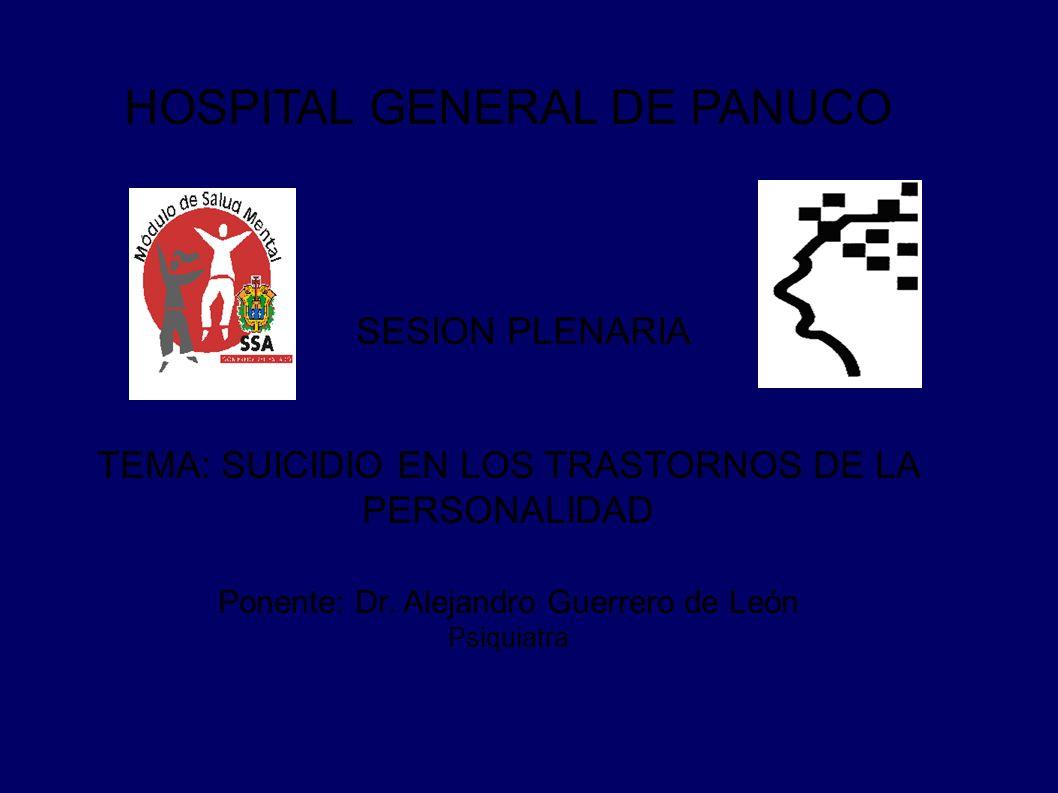 HOSPITAL GENERAL DE PANUCO