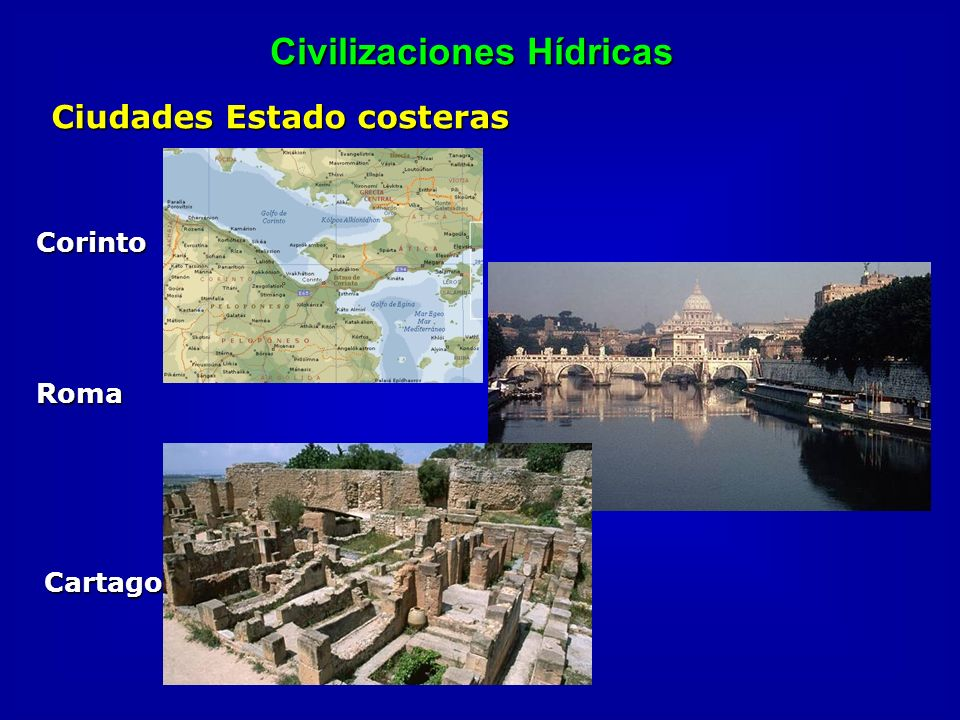 Civilizaciones Hídricas