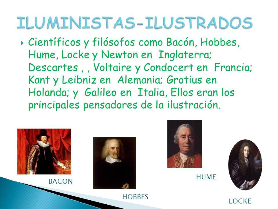ILUMINISTAS-ILUSTRADOS