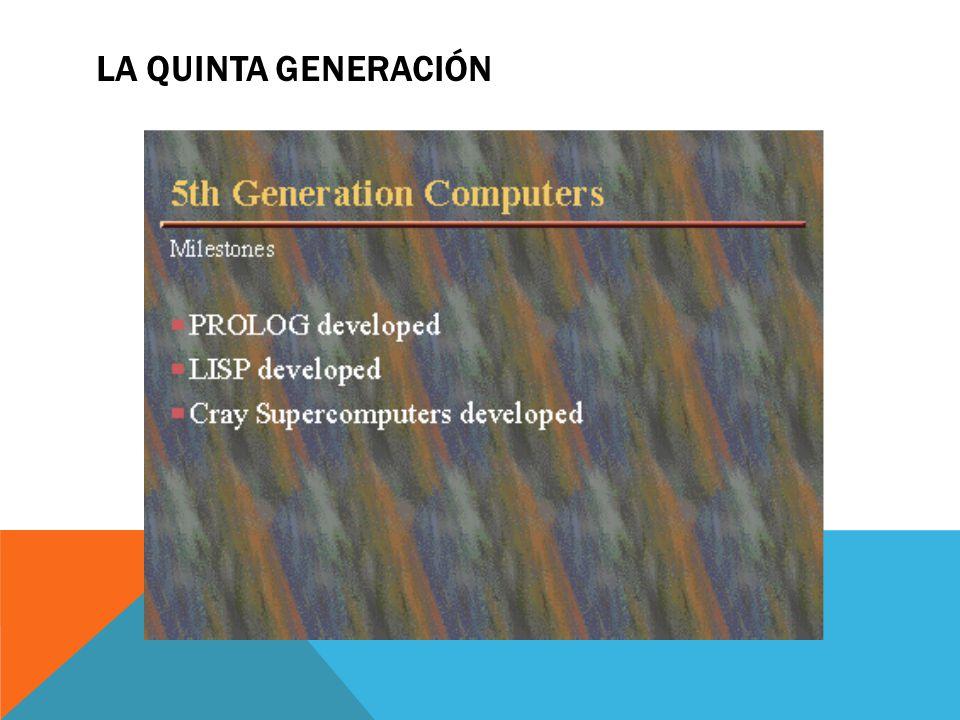 La Quinta Generación