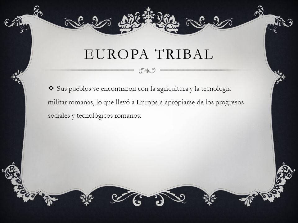 Europa tribal
