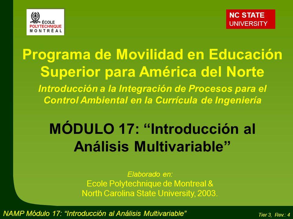 Programa de Movilidad en Educación Superior para América del Norte