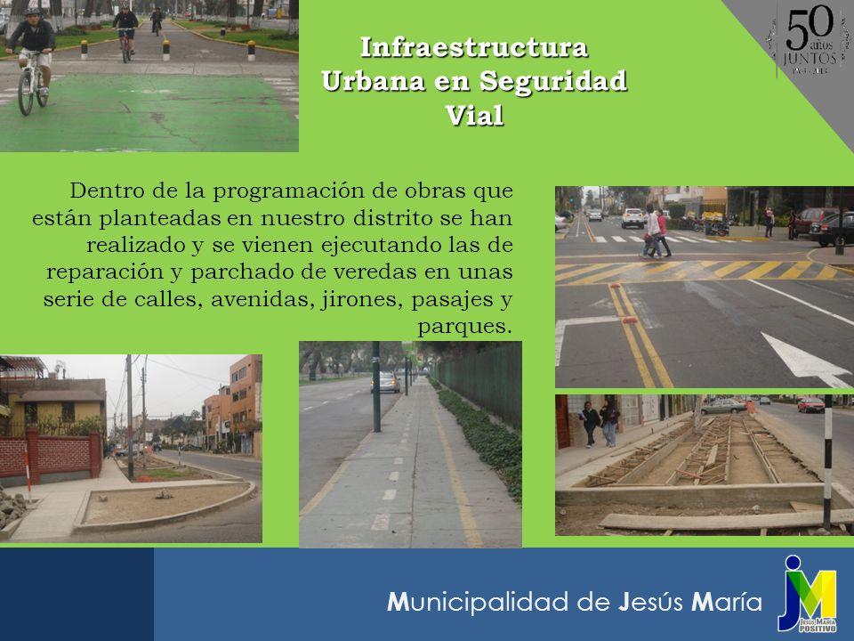 Urbana en Seguridad Vial