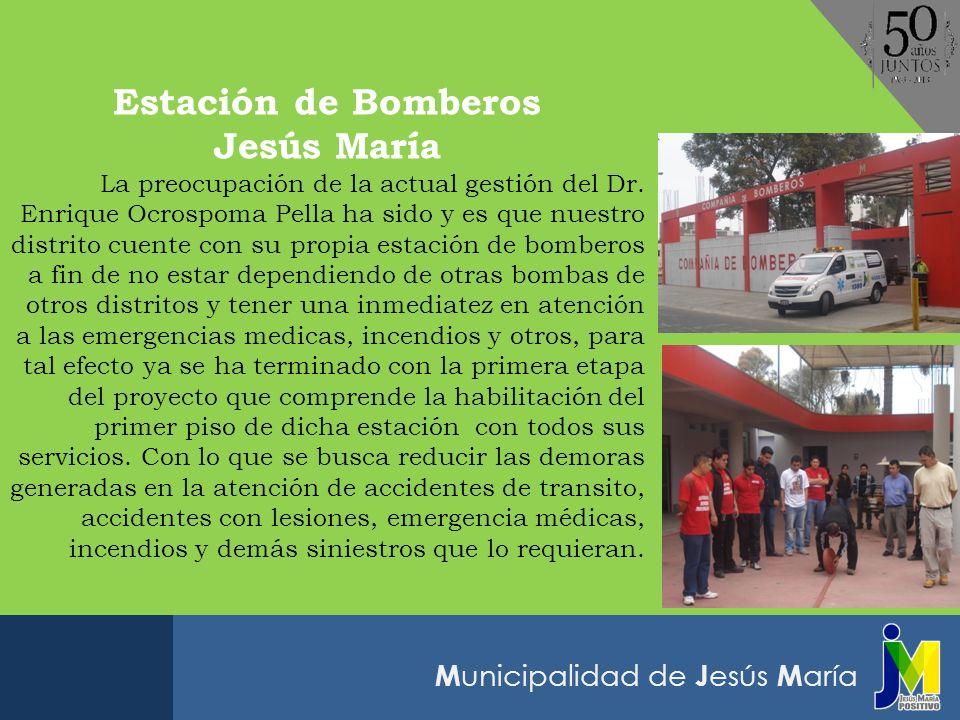 Estación de Bomberos Jesús María