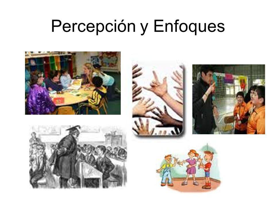 Percepción y Enfoques