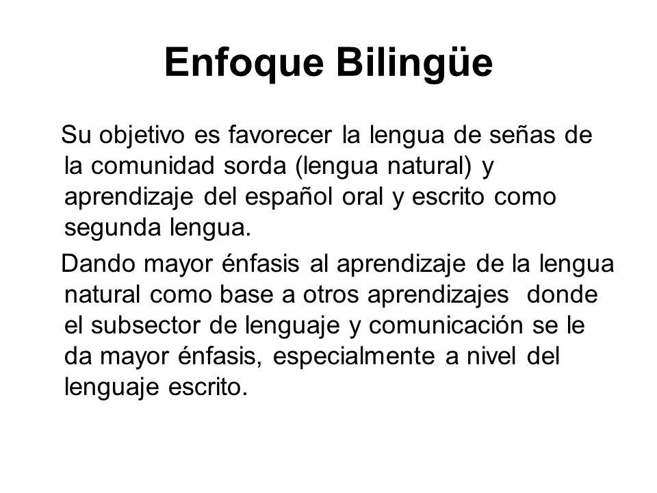 Enfoque Bilingüe