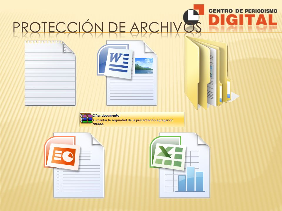 Protección de archivos