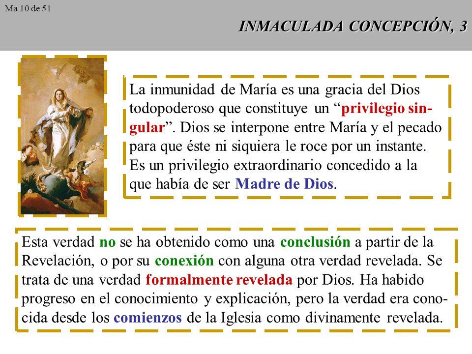 INMACULADA CONCEPCIÓN, 3