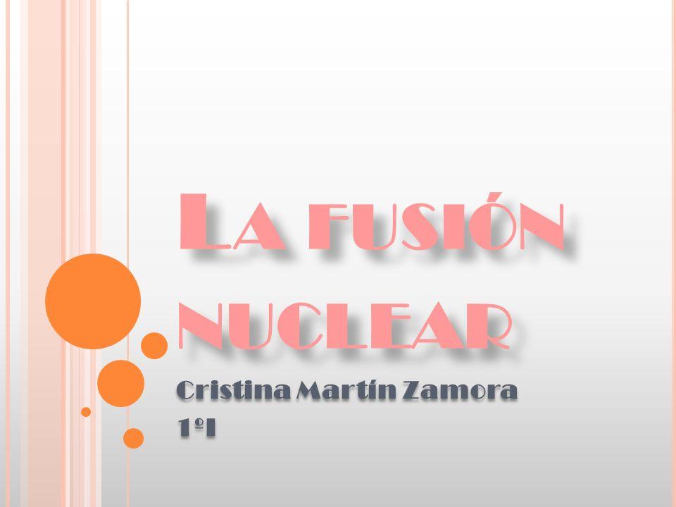 Cristina Martín Zamora 1ºI