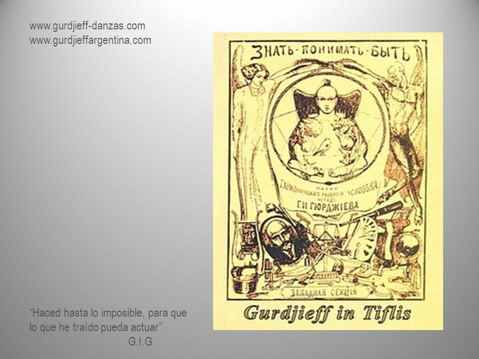 www. gurdjieff-danzas. com www. gurdjieffargentina