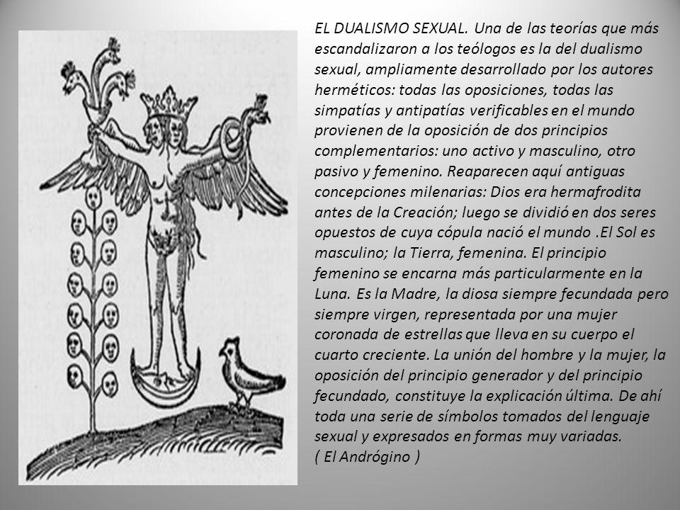 EL DUALISMO SEXUAL.