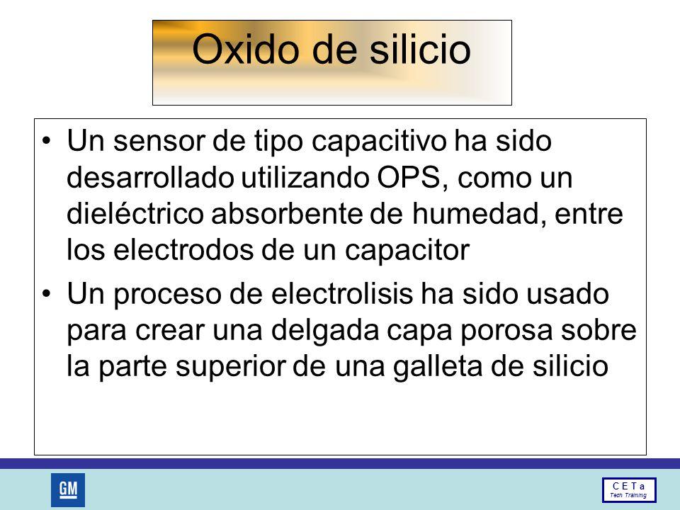 Oxido de silicio