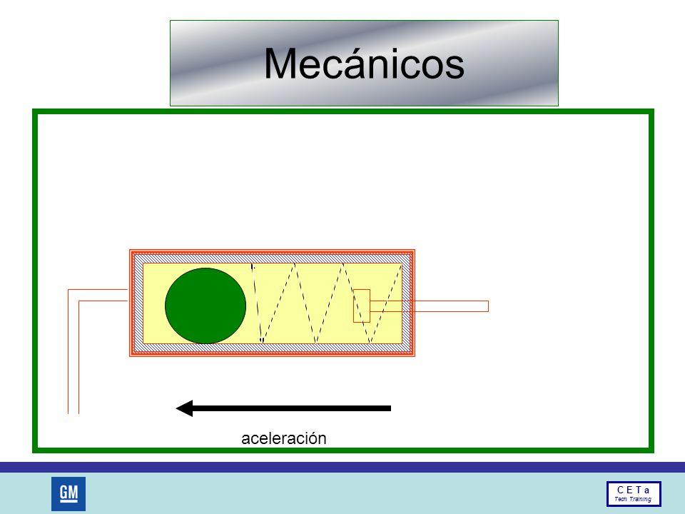 Mecánicos aceleración